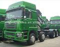 Shacman F3000 8 x 4 DIESEL / gnc LNG camión de remolque