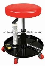 garage stool workshop stool with swivel wheel CY701