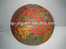 2014 New spring series 16 inch big size hanging antique chinese lanterns