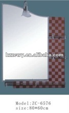2012 new style with bevel edge silver mirror