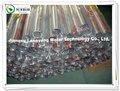 La máquina de hielo& el uso de equipos dúplex de acero inoxidable de tubos con costura