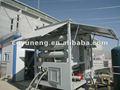 portátil de aceite del transformador y la deshidratación de la máquina de filtración para la venta