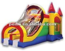 2012 hotsale inflatable 2 lane combo
