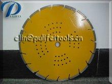 Laser Welded Wet Cutting Diamond Blade Concrete Cutter Asphalt Cutter