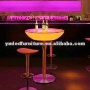 bar table outdoor furniture/led table/garden lighting/LED table lamp YM-LLT6666105