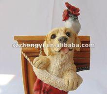 Decorative Resin Small Dog