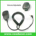 La police sm2c-mt présidentutilisez micro avec le contrôleur de volume pour talkie walkie motorola talkabout t270 t280 t289 t4800