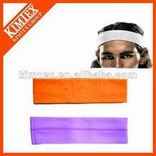 Tennis polyester/spandex headband