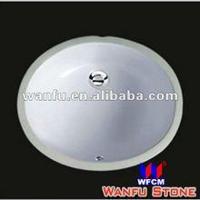 2012 high quality bathroom top mount ceramic sinks for sale