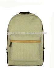 2012 the best fashional gift clear school backpack