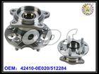 Rear axle assembly wheel hub units 512284 42410-0E020