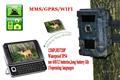 la temporada de caza ip54 resistente al agua de visión amplio granja moutain caza inalámbrica cámara de vídeo