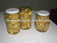 names of edible mushroom in jar
