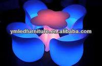 led nightclub furniture/led interactive table YM-LT789571