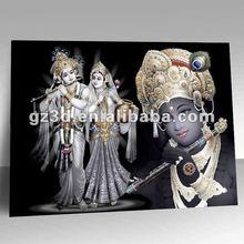 2014 best seller 3d indian god pictures 3d picture
