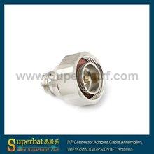 N Jack to 7/16 DIN Plug straight adaptor universal
