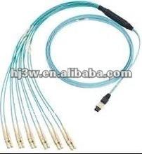 MPO-LC Multi-Cores Fiber optic jumper