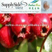 Natural Hawthorn berry P.E. Crataegus extract