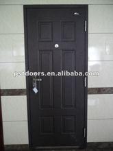 secure steel door for house,exterior steel security door,residential steel security door