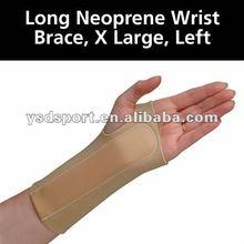 Long Neoprene Wrist Brace