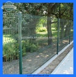 sheet metal fence panel