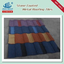 stone coated steel roofing tile/roofing shingles