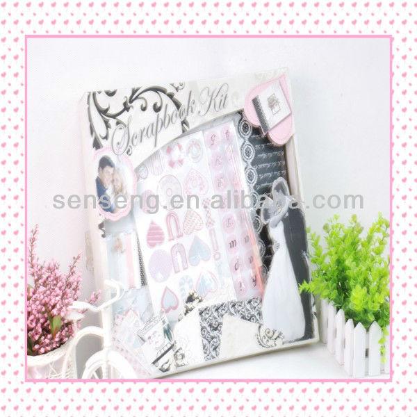 Wedding Scrapbook Album Scrapbook Paper Album