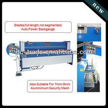 metal cutting machine/guillotine shearing machine Q11Y4*2500mm