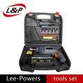 herramientas de la energía eléctrica conjunto
