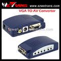 Wetrans TR-LC075 VGA de extremo a extremo BNC video del convertidor de señal barato