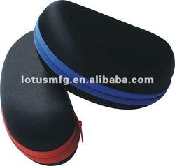 China Wholesale High Quality Black EVA Plastic Cute Eyeglasses Case for Kids