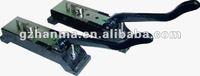Latest Precise Manual Pneumatic Trim-Cutter of steel bar /steel pipe/ Knife bender machine