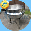 Double jacketed steam kettle supplier