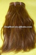 Fashionable natural wave eurasian human hair