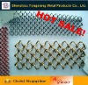 galvanized chain link fence cage/ chain link fence/ used factory for sale