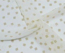 2012 Hot Plaid Design Printed Mesh Flexible Fabric