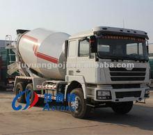 3 Axle Cement Bulk Powder Semi Trailer for sale