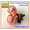 6Cm mini animal magic egg plastic surprise eggs