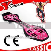 CE Approved 2 Wheel Alive Skateboard