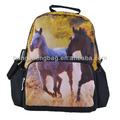cavallo zaino scuola con spazioso con zip scomparti