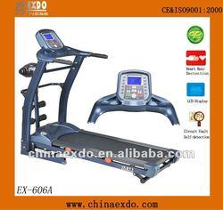 Folding Home Gym Equipment mini electric treadmill portable treadmill Exercise Equipment EX-606A