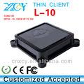 Barato mini desktop pc da rede xcy l-10 pode ser usado independente do computador