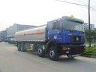 Shacman 8x4 fuel tanker truck(fuel,water,acid chemical tanker)