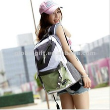 2012 popular aoking backpack brands for college girls