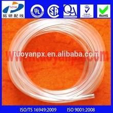 tubo in pvc trasparente per impianti elettrici