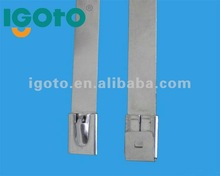 cable tie/manufacture cable tie /316 stainless steel self-locking cable strap