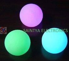 2013 New Design Ball Shape LED Light Decorations Balloon Lights LD67