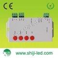 Programável t-1000 pixel led controlador de luz do pixel 2048 sd controle