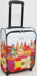 "18"" Heat-Transfer Printing Kids Trolley Bag"