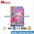 correction en bambou de pied de detox au vinaigre avec la lavande (approbation d'U.S.FDA)